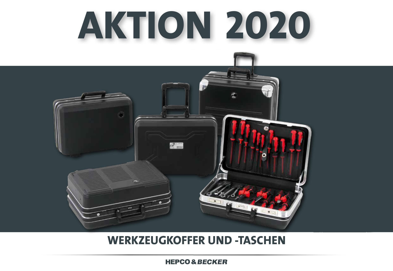 Hepco & Becker Aktion 2020