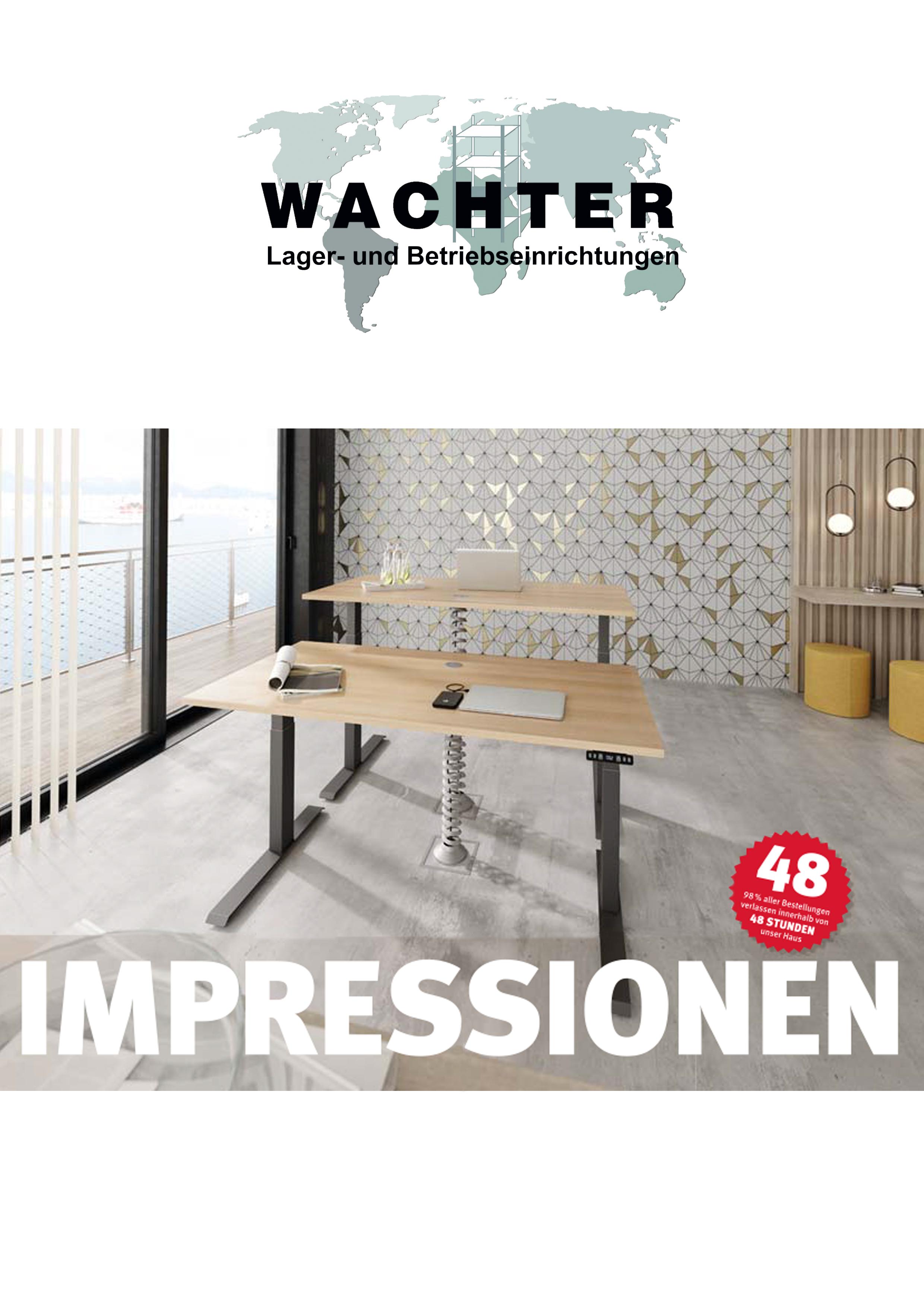 Büromöbel Impressionen