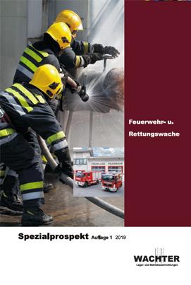 Feuerwehr- und Rettungswache