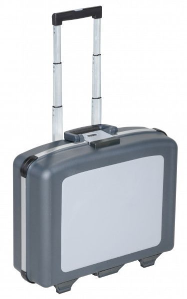 Mobiler Service-Montagekoffer, ProServe R170-400 mit Werkzeugträger und Einsatzboxen – Bild 2