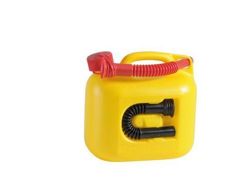 Reserve Kraftstoff Kanister 5 L, gelb