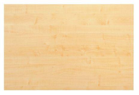 Tischplatte KP12, 120 x 80 cm, Platte: Ahorn