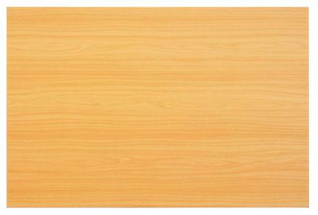 Tischplatte KP12, 120 x 80 cm, Platte: Buche