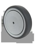 Einbaurad mit Achsmaterial Ø 50mm – Bild 1