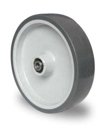 Einbaurad aus Polypropylen Ø 200mm