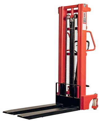 Stapler HS Premium, fußhydraulisch 1000 kg – Bild 1