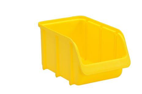 Sichtbox PP, Gr. 3, 26 Stück, gelb