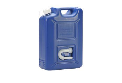AdBlue Kanister 20 L dunkelblau, HDPE