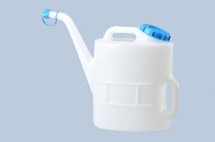 Wasserkanne 13 L, mit Schraubverschluss, naturfarbe, HDPE
