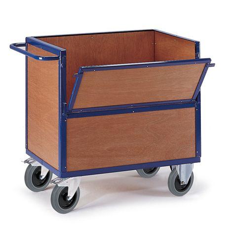 Holzkastenwagen mit 975x675 mm Ladefläche