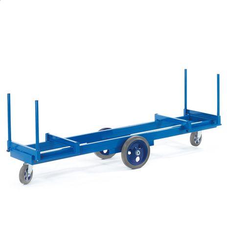 Langmaterialwagen mit 2000x600mm Ladefläche