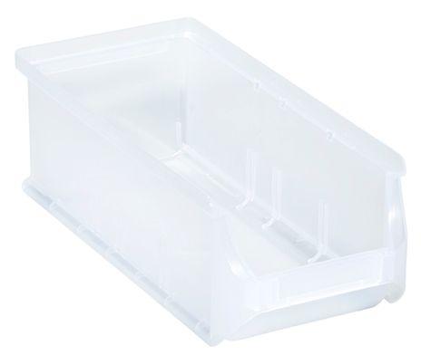 """Stapelsichtbox, """"ProfiPlus Box Gr.2L"""", 120 St. transparent – Bild 1"""