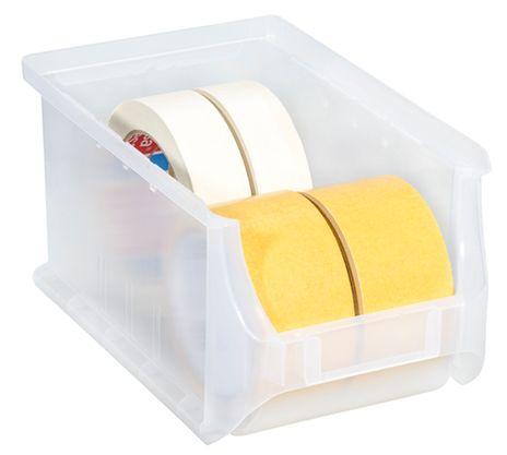 "Stapelsichtbox, ""ProfiPlus Box Gr.3"", 1 St. transparent – Bild 2"