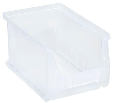 "Stapelsichtbox, ""ProfiPlus Box Gr.3"", 24 St. transparent – Bild 1"