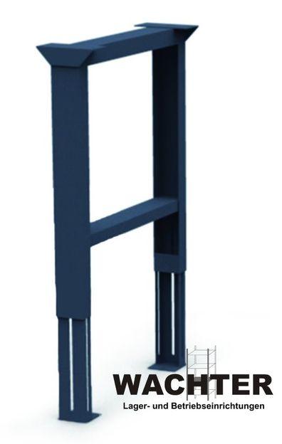 Reihenwerkbank inkl. Schubladenblock, Höhe wählbar - Bild 2