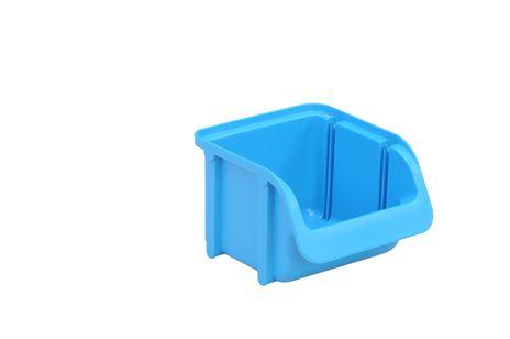 Sichtbox PP, Gr.1, 1 Stück, blau