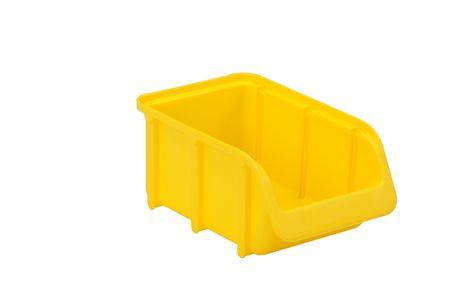Sichtbox PP, Gr .2, gelb, 1 Stück