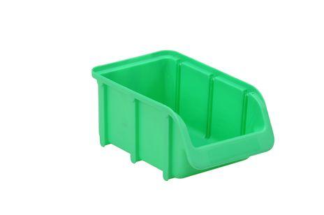 Sichtbox PP, Gr. 2, grün, 1 Stück