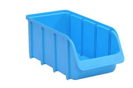 Sichtbox PP, Gr. 3/L, blau, 1 Stück