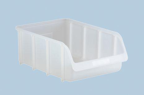 Sichtbox PP, Gr. 5, transparent, 1 Stück