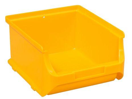 """Stapelsichtbox,  """"ProfiPlus Box Gr.2B"""" 20 St., gelb"""