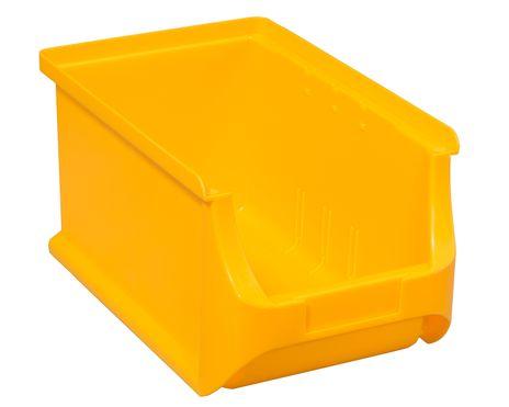 """Stapelsichtbox, """"ProfiPlus Box Gr.3"""", 1 St. gelb"""