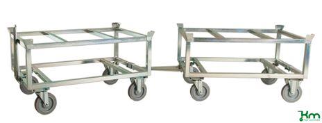 Zugkupplung für unsere Palettenwagen