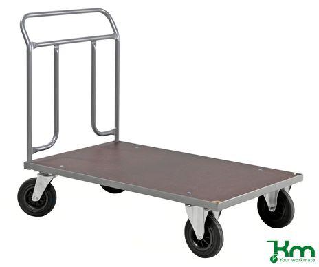 Plattformwagen 500 kg mit Feststeller
