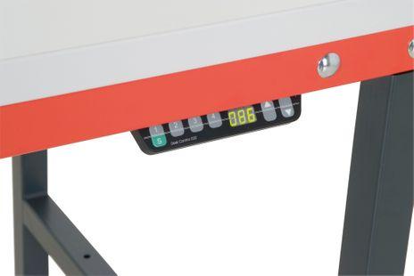 Pack- und Arbeitstisch 1600x920x690-960 mm – Bild 4