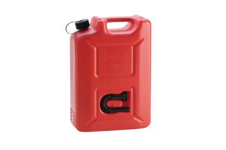 """Kraftstoffkanister """"PROFI"""" (UN) 20 L, rot"""