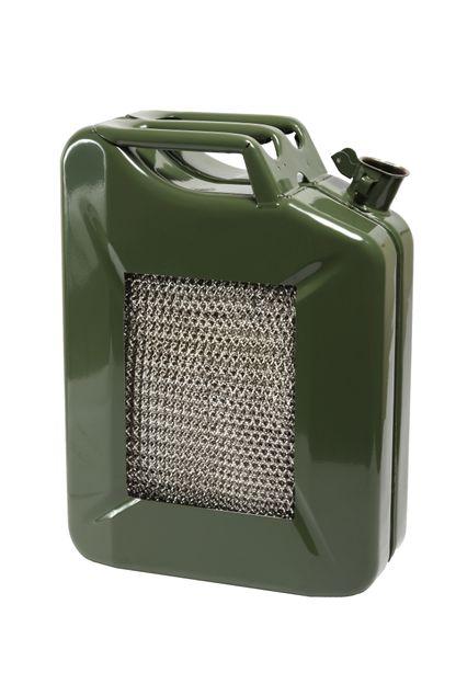 Metall-Kraftstoff-Kanister, EXPLOSAFE, 5 Ltr.  – Bild 1