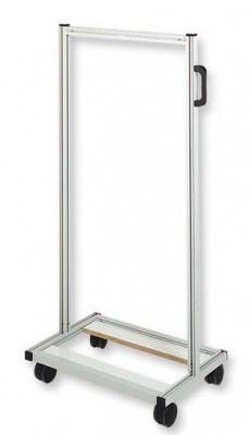 Fahr-Ständer für MultiStore, zweiseitig, grau