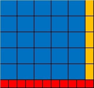 Einsatzboxen Set für Schubladen 600 x 600 mm, R 24 - 24 – Bild 4