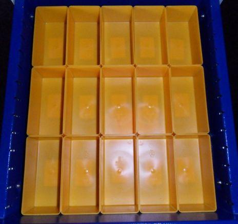 Einsatzboxen Set für Schubladen 300 x 350 mm, R 12 - 14 – Bild 1
