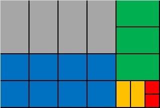 Einsatzboxen Set für Schubladen 600 x 450 mm, R 24 - 18 – Bild 6