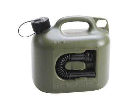 Reserve Kraftstoff Kanister 5 L, oliv