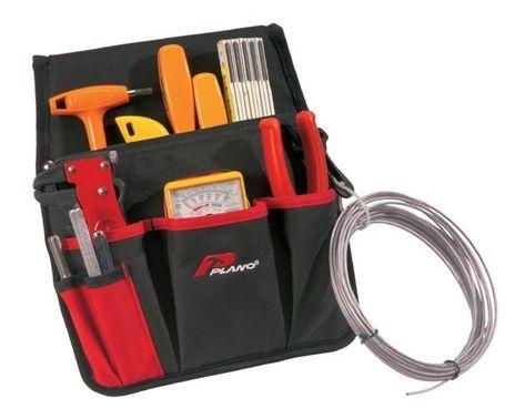 534TB Universale Werkzeugtasche, schwarz