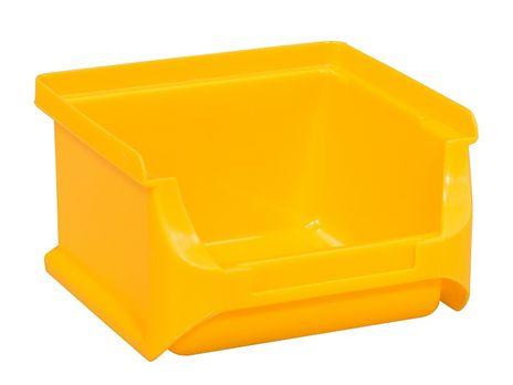"""Sichtlagerbox, """"ProfiPlus Box Gr.1"""", gelb"""
