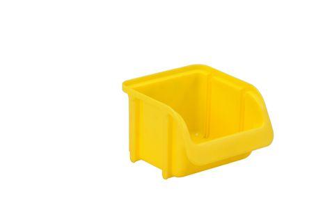 Sichtbox PP, Gr.1, 30 Stück, gelb