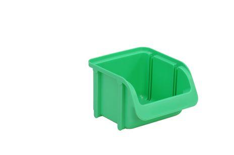 Sichtbox PP, Gr.1, 30 Stück, grün