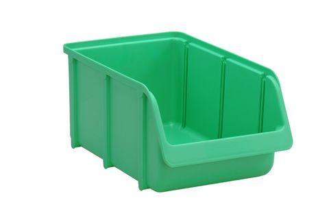 Sichtbox PP, Gr. 4, 12 Stück, grün