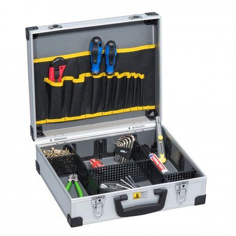 Werkzeugkoffer im Alu-Design, AluPlus Tool M – Bild 2