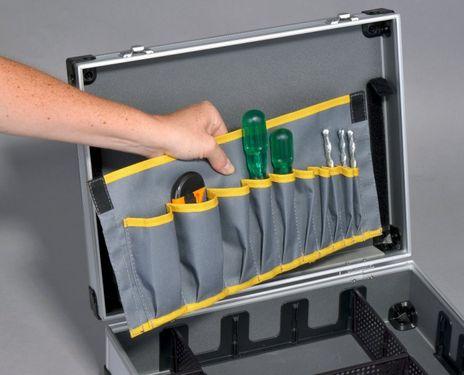 Werkzeugkoffer im Alu-Design, AluPlus Tool L36 – Bild 3