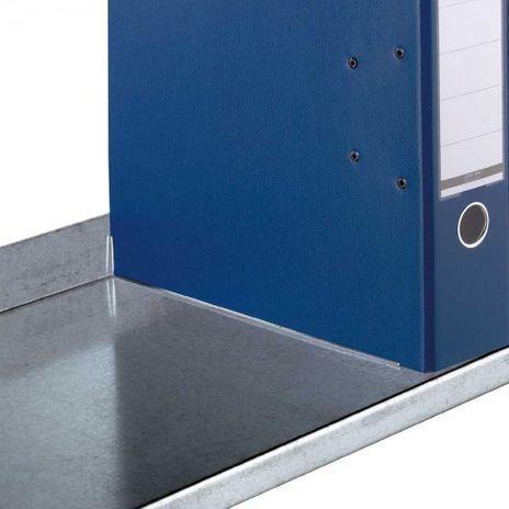 Aktenregal mit 6 Ebenen, H/B/T: 2000/1060/335 mm, Grundregal – Bild 2
