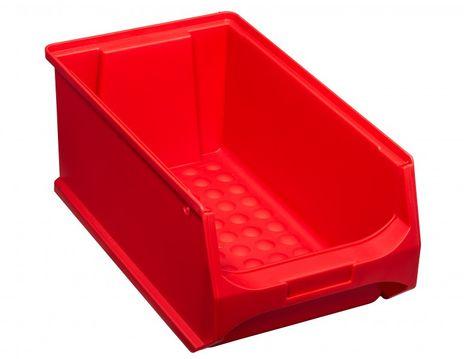 Sichtbox Grip Gr.4, rot