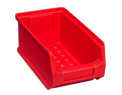 Sichtbox Grip Gr.2, rot, 24 Stück