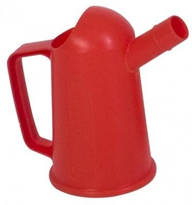 Maßgefäß PP, 500 ml, rot
