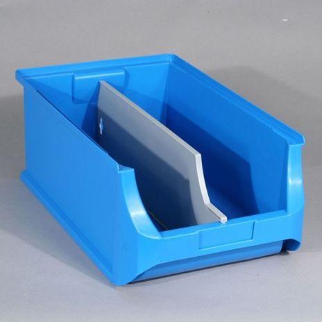 Trennsteg, ProfiPlus Box 5 Divider, grau, PP, 2 Stck/Pack