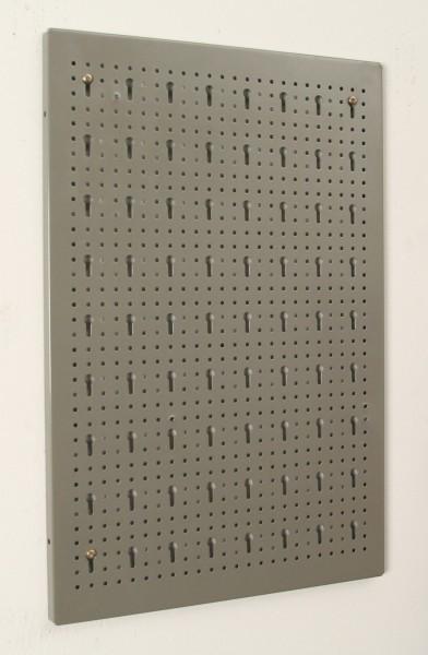 Werkzeuglochwand StorePlus System in Grau – Bild 3