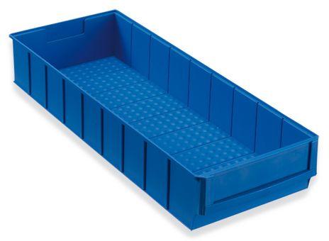 Sichtbox Grip 500B, blau, 8 Stück – Bild 1